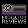 Projectorreviews.com logo