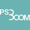 Psdboom.com logo