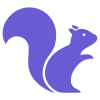 Purplesquirrel.io logo