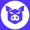 Queerpig.com logo