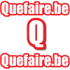 Quefaire.be logo
