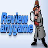 Reviewanygame.com logo