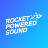 Rocketpoweredsound.com logo