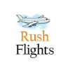 Rushflights.com logo