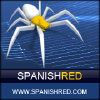 Spanishred.com logo