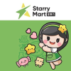 Starrymart.co.uk logo