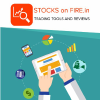 Stocksonfire.in logo