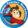 Superteacherworksheets.com logo