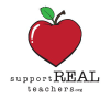 Supportrealteachers.org logo