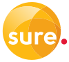 Sure.co.fk logo