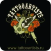 Tattooartists.ru logo