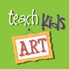 Teachkidsart.net logo