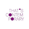 Thatscontemporary.com logo