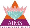 Theaims.ac.in logo