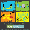 Thealternative.in logo