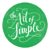 Theartofsimple.net logo