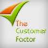 Thecustomerfactor.com logo