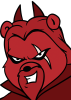 Thedevilbear.com logo