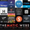 Thematicwebs.com logo