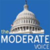 Themoderatevoice.com logo