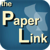 Thepaperlink.com logo