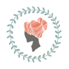 Theredheadedhostess.com logo