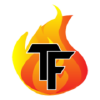 Throwflame.com logo