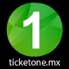 Ticketone.mx logo