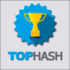 Tophash.net logo