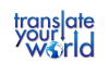 Translateyourworld.com logo