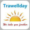 Trawellday.in logo