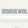 Unblockweb.co logo