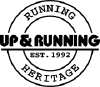 Upandrunning.co.uk logo