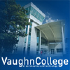 Vaughn.edu logo