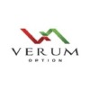 Verumoption.com logo