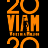 Voiceinamillion.com logo