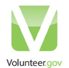 Volunteer.gov logo