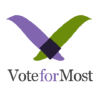 Voteformost.net logo