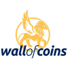 Wallofcoins.com logo