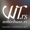 Webtribune.rs logo