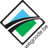 Wegcode.be logo