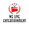 Weliveentertainment.com logo