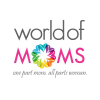 Worldofmoms.com logo