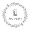 Worldone.to logo