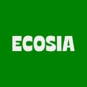 Ecosia's logo