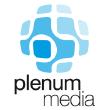 Plenummedia's logo