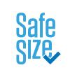 Safesize's logo