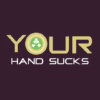 Yourhandsucks.com logo