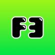 F3's logo