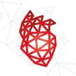 The Heart's logo